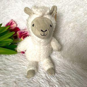 [animal adventure] baby llama plush
